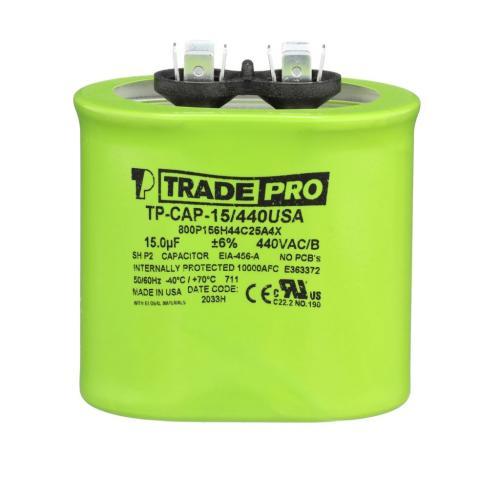 TP-CAP-15/440USA Capacitors Oval Us