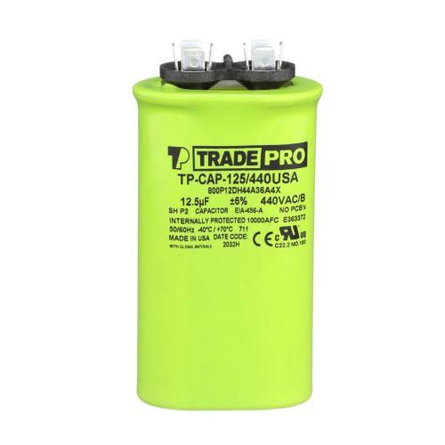 TP-CAP-125/440USA Capacitors Oval Us