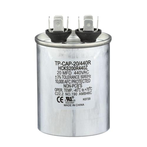 Capacitors Round Replacement Parts