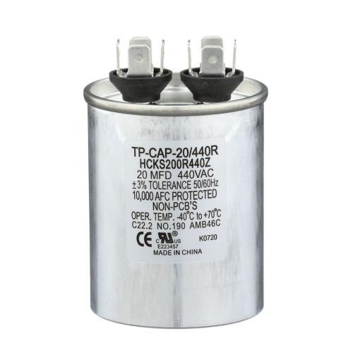 TP-CAP-20/440R Capacitors Round