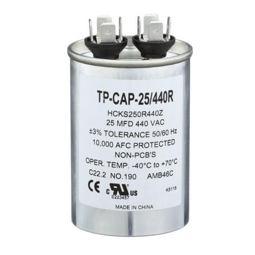 TP-CAP-25/440R Capacitors Round