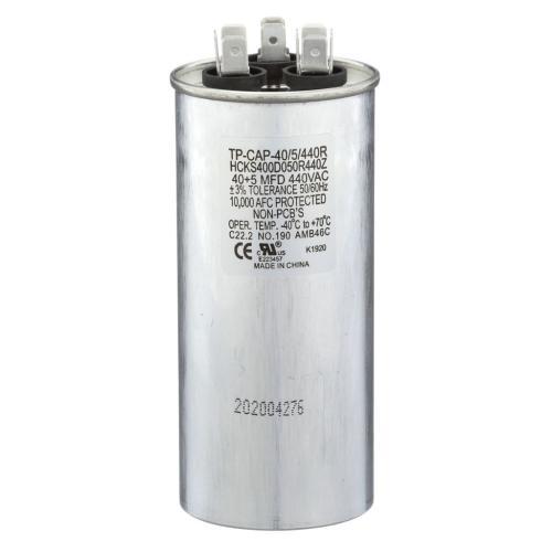 TP-CAP-40/5/440R Capacitors Round Dual