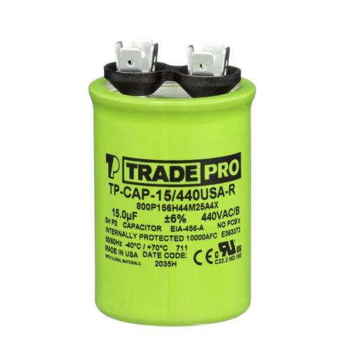 TP-CAP-15/440USAR Capacitors Round Us