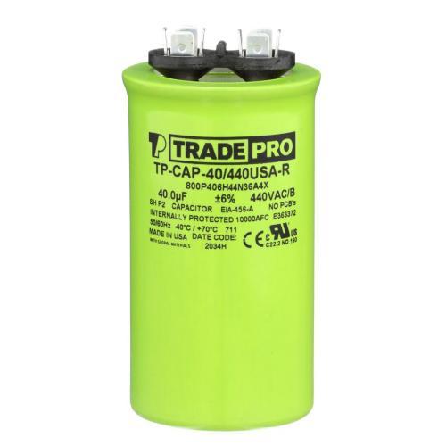 TP-CAP-40/440USAR Capacitors Round Us
