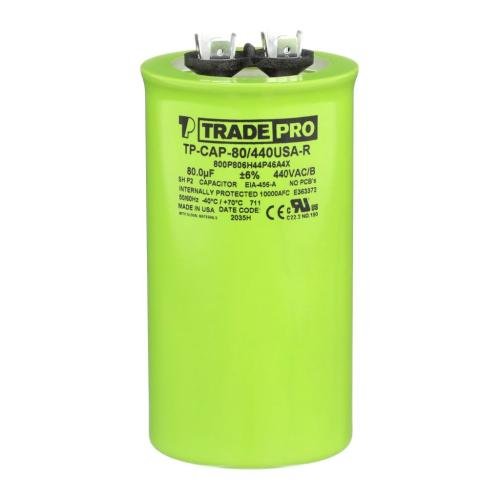 Capacitors Round US Replacement Parts
