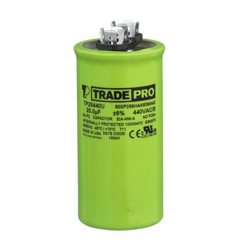 TP-CAP-25/440USAR Capacitors Round Us