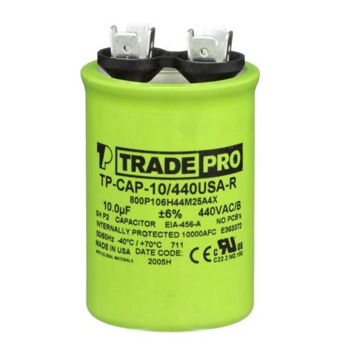TP-CAP-10/440USAR Capacitors Round Us