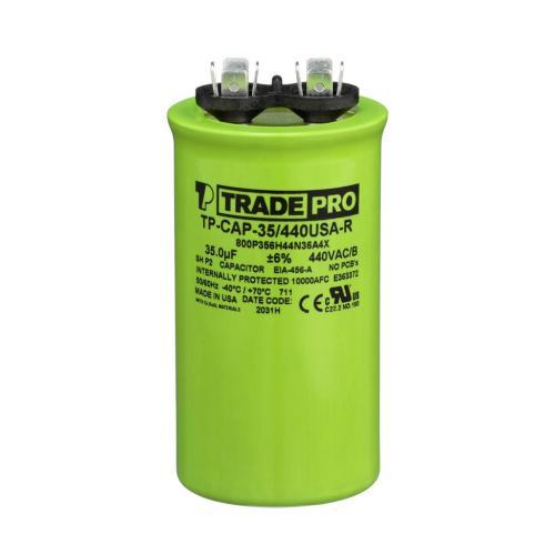 TP-CAP-35/440USAR Capacitors Round Us