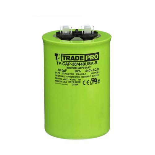 TP-CAP-50/440USAR Capacitors Round Us