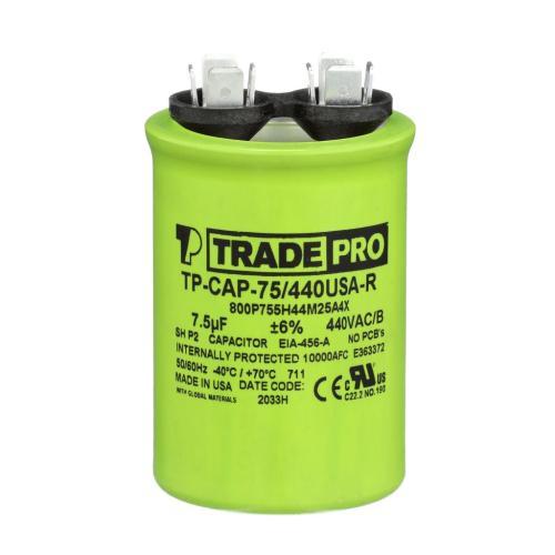 TP-CAP-75/440USAR Capacitors Round Us