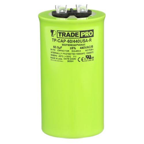 TP-CAP-60/440USAR Capacitors Round Us