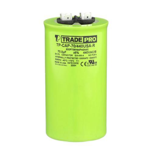 TP-CAP-70/440USAR Capacitors Round Us