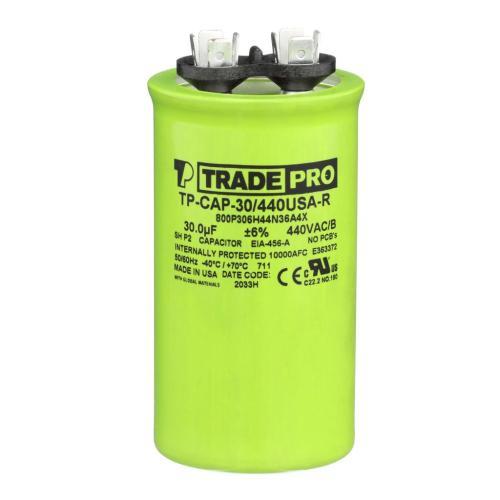 TP-CAP-30/440USAR Capacitors Round Us