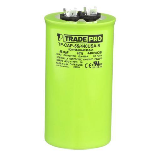 TP-CAP-55/440USAR Capacitors Round Us