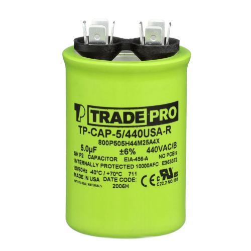 TP-CAP-5/440USAR Capacitors Round Us