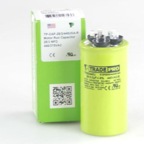 TP-CAP-25/3/440USAR Capacitors Round Us Dual