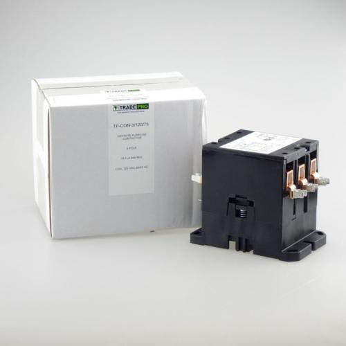 TP-CON-3/120/75 Contactor 3 Poles