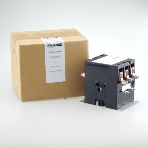TP-CON-3/24/90 Contactor 3 Poles