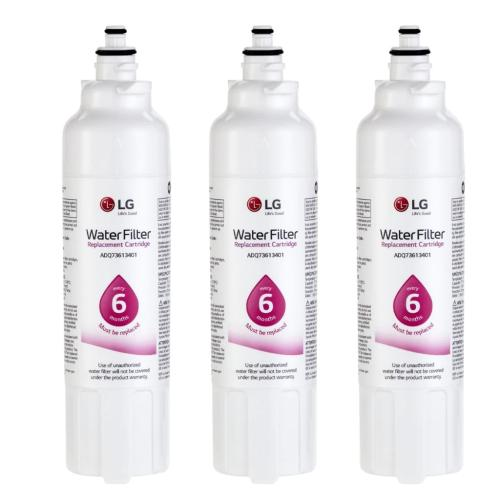 ADQ75795104 Lt800p Water Filter 3 Pack