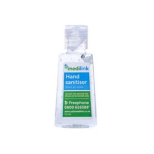SANITIZER 1 Oz Hand Sanitizer 75% Alcohol