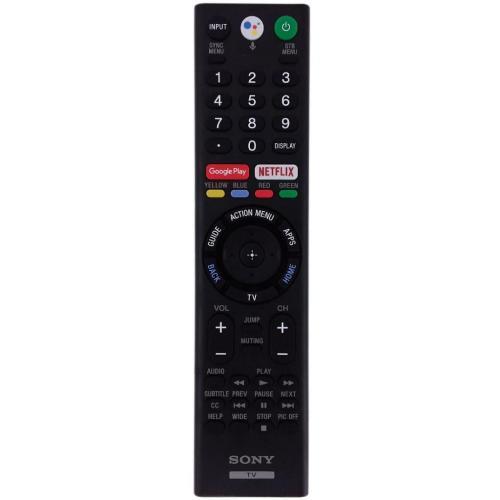 1-493-452-12 Remote Control Rmf-tx310uMain