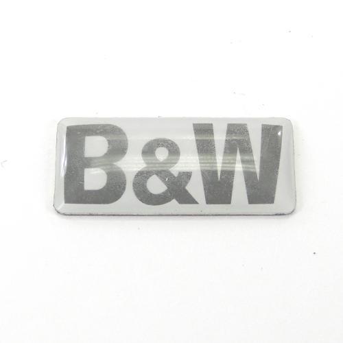 BB14372 Grille Badge Cwm SeriesMain