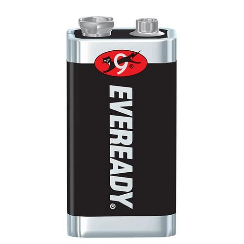 1222SWEN Battery 9V Eveready Carbon ZincMain