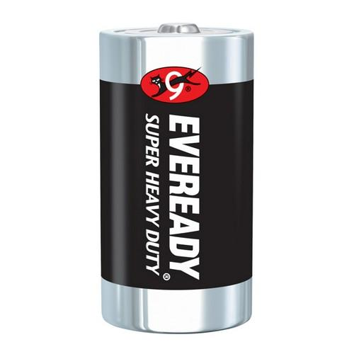 1235SW2EN (2/Pk)battery C Super Hd Eveready