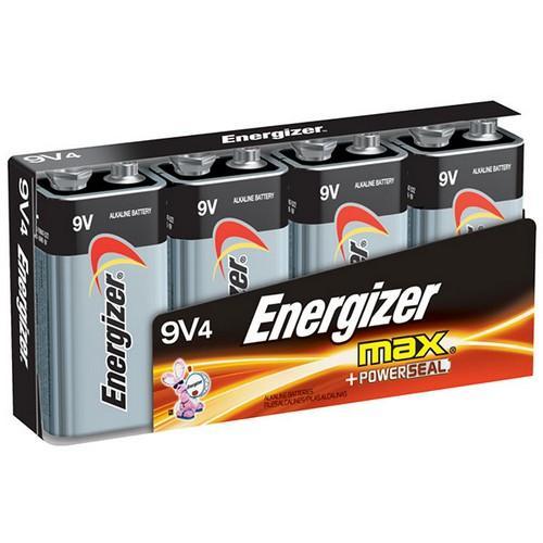 522FP4EN Battery 9V 4-Flatpack Max