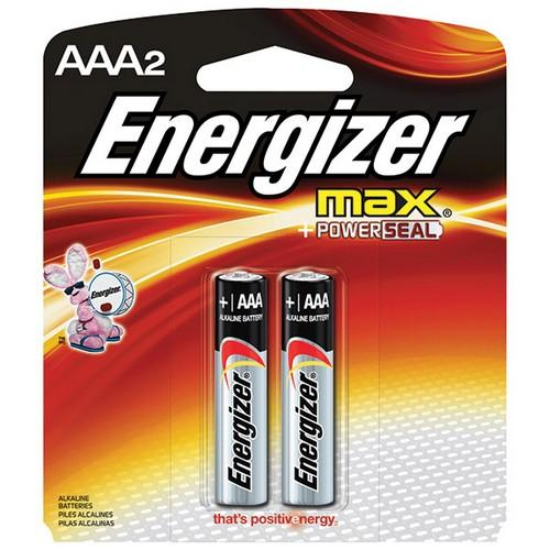 E92BP2EN Battery Aaa 2-Pk MaxMain