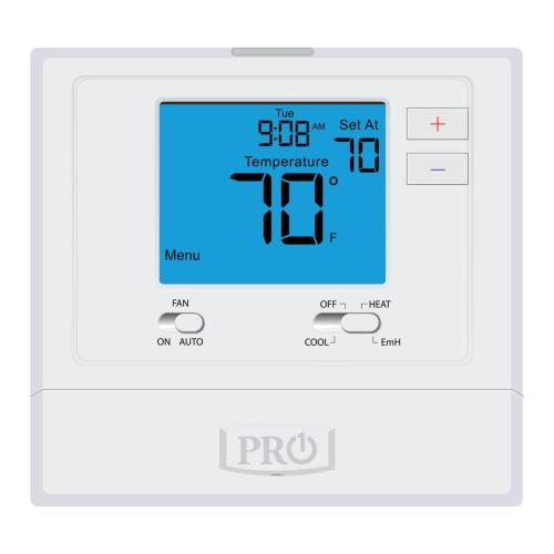 Digital Non Programmable Thermostats Replacement Parts