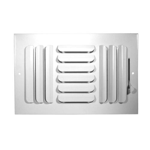 Steel Sidewall & Ceiling Registers Replacement Parts