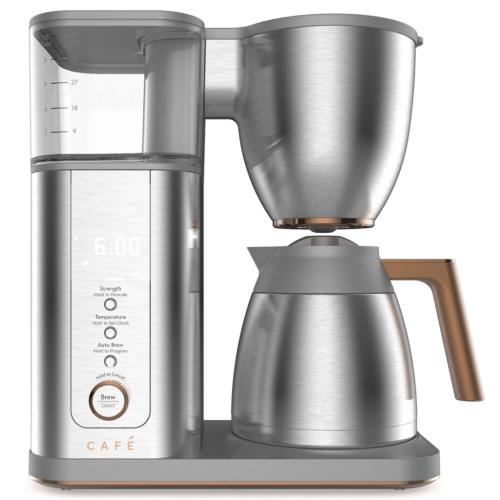 C7CDAAS2PS3-R Cafe Specialty Drip Coffee Maker - Stainless Steel