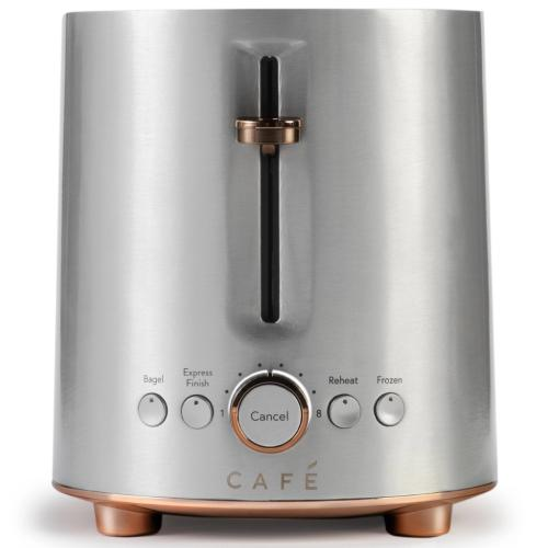 C9TMA2S2PS3-R Cafe Express Finish Toaster - Stainless Steel