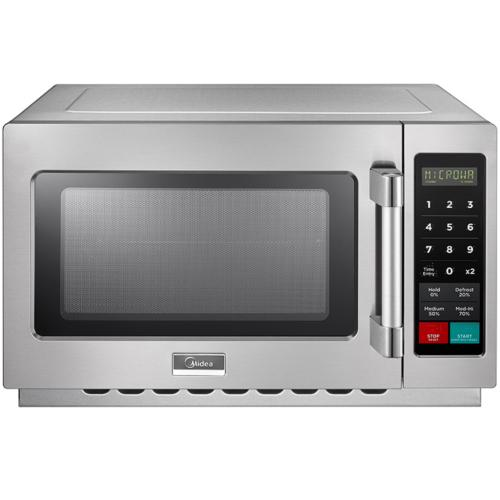 1434N1A 1.2 Cu. Ft. 1400W Push Button Commercial Microwave