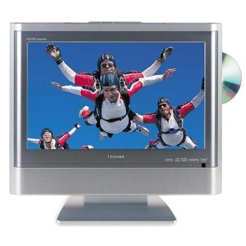 17HLV85 Lcd Tv-dvd Combination