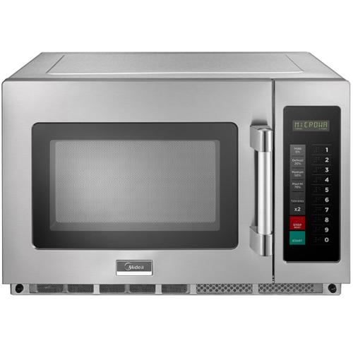1834G1A 1.2 Cu. Ft. 1800W Push Button Commercial Microwave