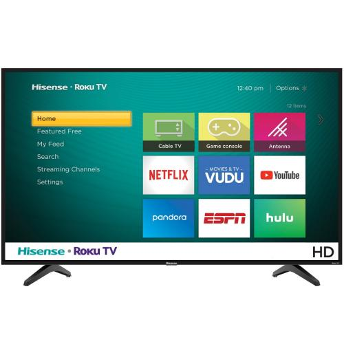 32H4030F1 32-Inch Class Hd (720P) Roku Smart Led Tv (2019) 32E5602eur