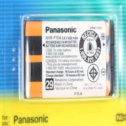 HHR-P104A/1B Battery