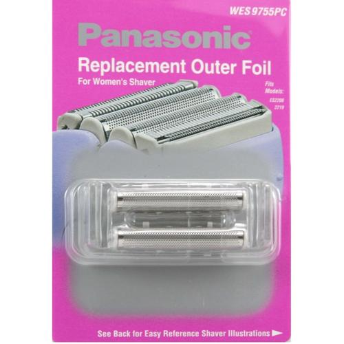 WES9755PC Replacement Outer FoilMain