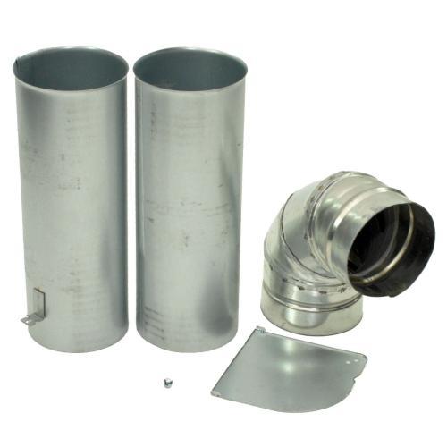 3911EZ9131X Dryer Side Vent 3911Ez9131x