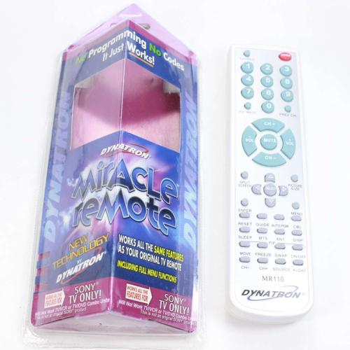 MR110 Miracle Sony Unversal Remote C