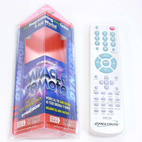 MR120 Miracle Toshiba Unversal Remote Control With Pip