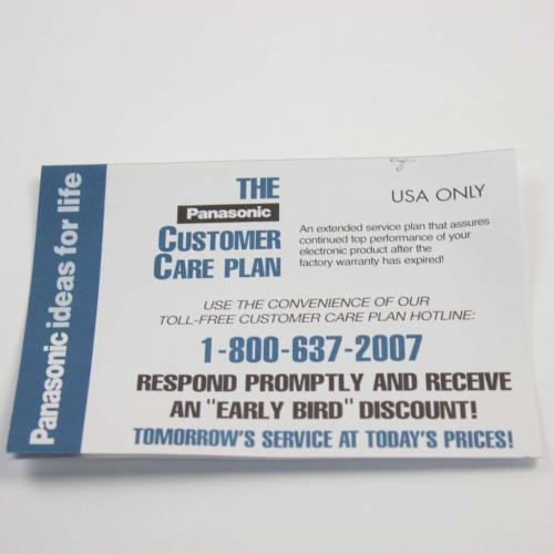 PQQV10494Z CardMain