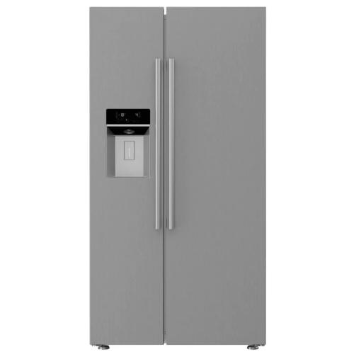 7287545582 36 Inch Counter Depth Side-by-side Refrigerator Bsbs2230ss