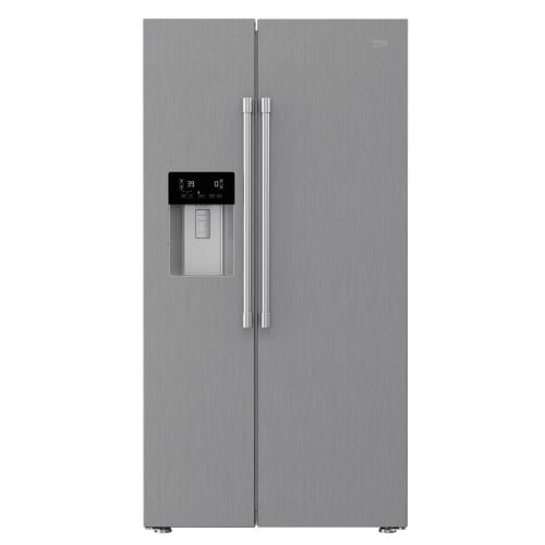 7287547592 36 Inch Counter Depth Side-by-side Refrigerator Bfsb3622ss