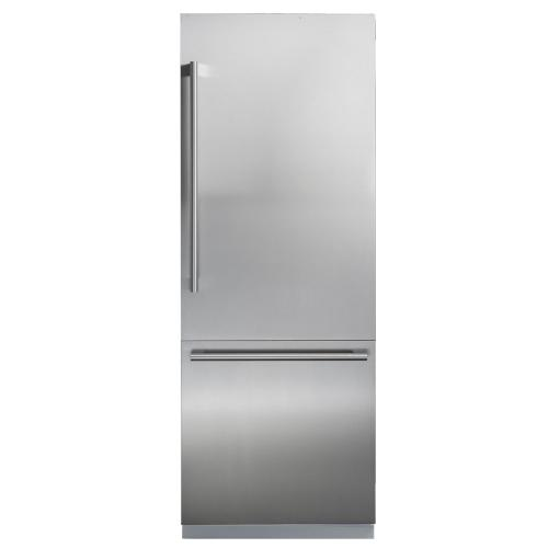 7295745510 Brfb1920fbi 30 Inch Built-in Bottom Freezer Refrigerator