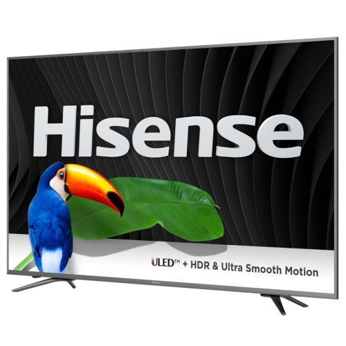 75H9DPLUS 65-Inch H9 Plus Series 4K Uhd Smart Tv (2018) Hu75m6000uwg