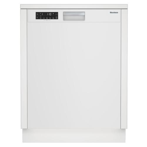 7616959571 24 Inch Full Console Dishwasher (White) Dwt28500w