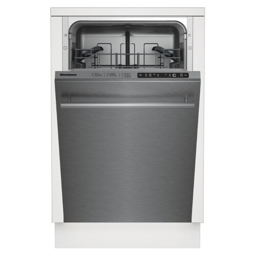 7627659545 18 Inch Fully Integrated Dishwasher Dws55100ss